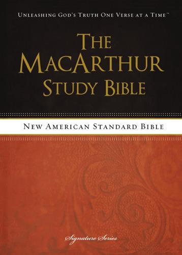 John F. MacArthur & Thomas Nelson - The NASB, MacArthur Study Bible, eBook