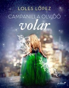 Campanilla olvidó volar Book Cover