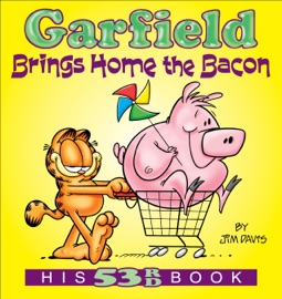 Garfield Brings Home The Bacon
