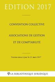 CONVENTION COLLECTIVE ASSOCIATIONS DE GESTION ET DE COMPTABILITé