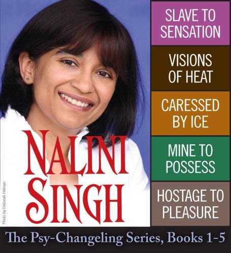 Nalini Singh - Nalini Singh: The Psy-Changeling Series Books 1-5