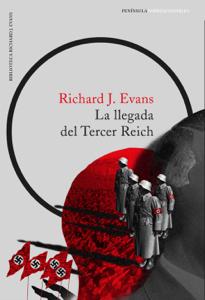 La llegada del Tercer Reich Book Cover