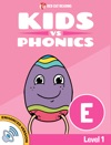Learn Phonics E - Kids Vs Phonics