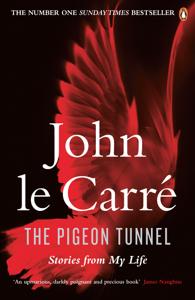 The Pigeon Tunnel La couverture du livre martien