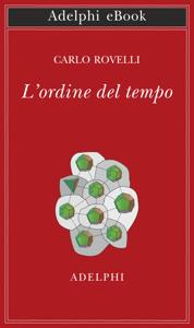 L'ordine del tempo Copertina del libro