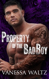 Property of the Bad Boy book summary