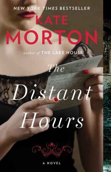 The Distant Hours - Kate Morton book cover