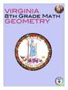 Virginia 8th Grade Math - Geometry