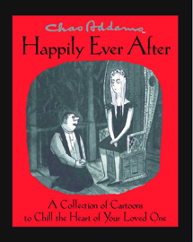 Chas Addams Happily Ever After book