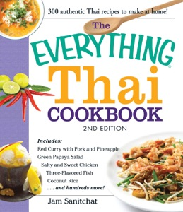 The Everything Thai Cookbook Book Cover