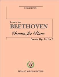 Beethoven Piano Sonata No. 10 Op. 14 No. 2