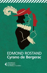 Cyrano de Bergerac Book Cover