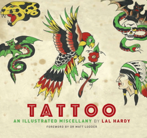 Tattoo Copertina del libro