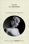 Euripide. Le tragedie Book Cover