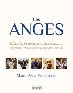 Les anges La couverture du livre martien