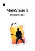 MainStage 3-Instrumente