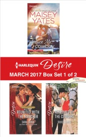 Harlequin Desire March 2017 Box Set 1 Of 2