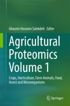 Agricultural Proteomics Volume 1