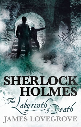 Sherlock Holmes - The Labyrinth of Death image