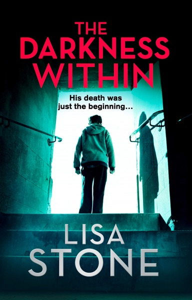 The Darkness Within - Lisa Stone book cover