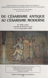Du C Sarisme Antique Au C Sarisme Moderne
