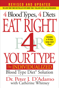 Eat Right 4 Your Type (Revised and Updated) Summary