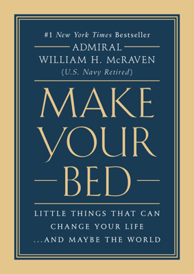 Make Your Bed - William H. Mcraven book