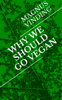 Magnus Vinding - Why We Should Go Vegan artwork