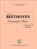 "Download and Read Online Beethoven Piano Sonata No. 21 Op. 53 ""Waldstein"""