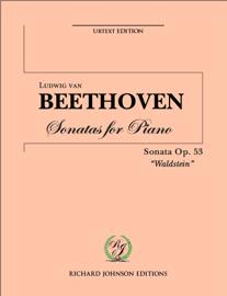 """Beethoven Piano Sonata No. 21 Op. 53 """"Waldstein"""""""