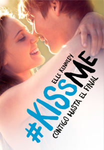 Contigo hasta el final (#KissMe 4) Book Cover