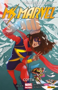 Ms. Marvel 3 Book Cover