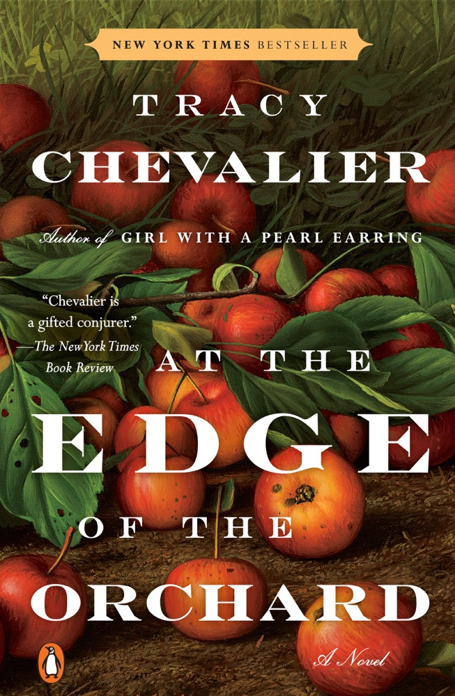 At the Edge of the Orchard - Tracy Chevalier - Summary, E-book