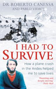 I Had to Survive La couverture du livre martien