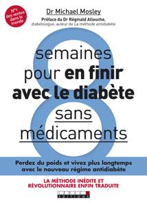 8 semaines pour en finir avec le diabète sans médicaments La couverture du livre martien