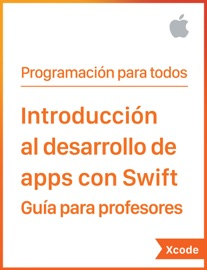 Introducción al desarrollo de apps con Swift - Apple Education