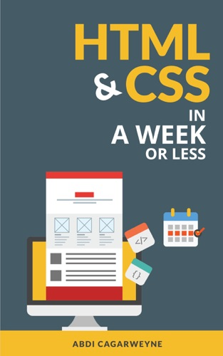 HTML  CSS In A Week Or Less