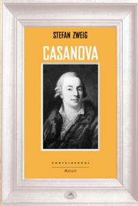Casanova Libro Cover