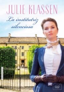 La institutriz silenciosa Book Cover