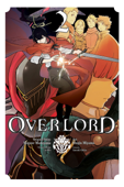 Overlord, Vol. 2 (manga) Book Cover