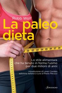La paleo dieta Copertina del libro