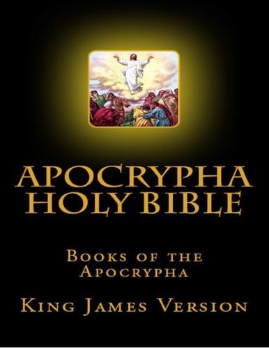 King James - Apocrypha Holy Bible, Books of the Apocrypha