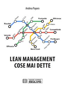 Lean Management: Cose Mai Dette Copertina del libro