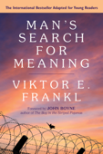 Man's Search for Meaning: Young Adult Edition Book Cover