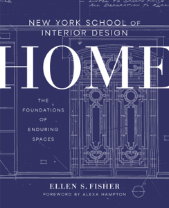 New York School of Interior Design: Home Copertina del libro