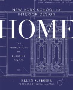 New York School of Interior Design: Home Copertina del libro