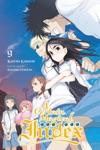A Certain Magical Index Vol 9 Light Novel