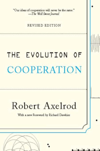 The Evolution of Cooperation La couverture du livre martien