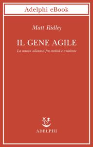 Il gene agile Copertina del libro