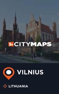City Maps Vilnius Lithuania da James McFee